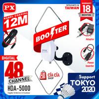 PX Digital Antenna Indoor Outdoor HDA-5000 antena tv digital