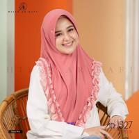 Hijab Jilbab Kerudung Bergo Instan Arrafi XX4 Rabbani Zoya Elzatta ZM