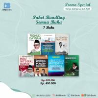Paket Bundling Semua Buku Karya dan Mengenal M.Natsir