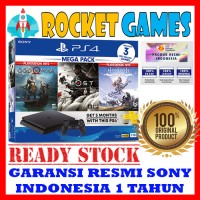 SONY PS4 SLIM 1TB Garansi Resmi Sony Indonesia