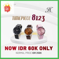 Jims Honey-Jam Tangan Wanita Kode 8123-Jam tangan Best Seller