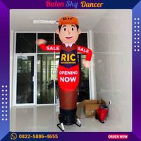 Jual Balon Sky Dancer   Balon Menari   Balon Joget Ukuran 18 Inch