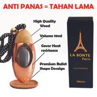 LaBonte parfum pewangi pengharum mobil gantung mewah aromatherapy kopi - Sakura, 10ml
