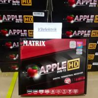Matrix apple DVB T2 HD set top box digital tv UHF antena