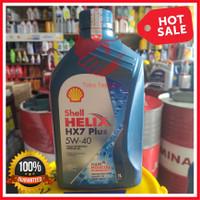 Oli Mesin Shell Helix HX7 15W40 1L ORIGINAL