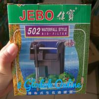 Filter Gantung Jebo 502 Aquarium/Aquascape