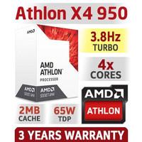 AMD ATHLON X4 950 QUAD CORE AM4