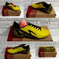 SEPATU BOLA SPECS GRADE ORI - Yellow Black, 38