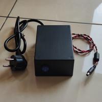 linear power supply lm317 psu toroid 5v 8v 12v 15v 18v dac fx audio