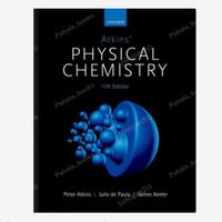 buku Atkins' Physical Chemistry