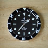 Bapex Wall Clock Ape Shall Never Kill Ape