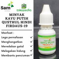 Minyak Kayu Putih Qusthul Hindi Herbal penciuman - Aroma theraphy