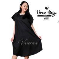 Daster Mega | Dress Vega Payung | Baju Midi Tidur | flower 1373