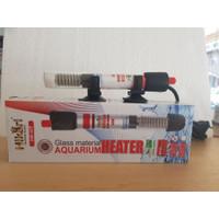 HEATER KACA Penghangat Air Aquarium HIKARI HK HT 25 Watt