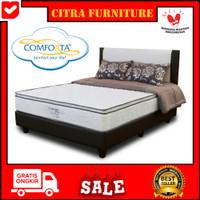 Comforta Spring bed Super Fit Silver Matras 180x200-Full Set Springbed