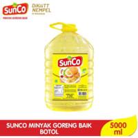 minyak sunco 5 liter jerigen