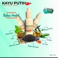 Asli El-Kahfi 7in1 Minyak Kayu Putih Plus Obat Herbal Flu Pilek Asma