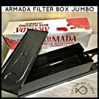 top filter box aquarium filter atas armada kosong jumbo besar xl