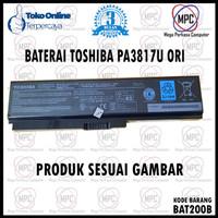 Batere Baterai Battery Laptop Toshiba C600 C640 L630 L640 L670 L730