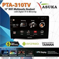 Asuka PTA-310TV Head Unit Android with TV Tuner