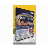 Super Complete Matematika SD/MI Kelas 4 5 6 Buku Bank Soal Asli