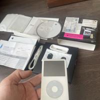 Ipod Classic 60GB A1136 5th Gen Wolfson DAC hifi click button rusak