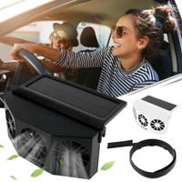 Auto Ventilation Car Cooler Solar Powered Exhaust Fan
