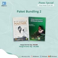 Paket Bundling 2 (Biografi, M.Natsir dan Pesan Perjuangan)