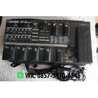 Efek Gitar Boss GT-8 + Tas Efek + Adaptor Original