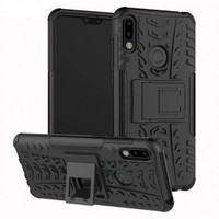 Case Asus Zenfone Max Pro M2 ZB631KL Rugged Armor Stand Dazzle Hard