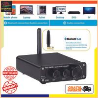 Audio Bluetooth Amplifier HiFi 2 Channel 50Wx2 AUX 3.5 mm - BT10A