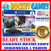SONY PS4 Slim 1TB Mega Pack Bundle Megapack