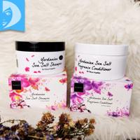 Scarlett Whitening Yordanian Sea Salt Shampoo & Conditioner Hair Care