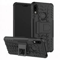 Case Asus Zenfone Max Pro M2 ZB631KL - Rugged Armor Stand Case Dazzle