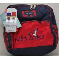 Tas Perlengkapan Bayi Baby Scots mini ISMB015 Original - Biru