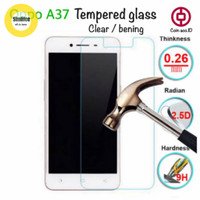 TEMPERED GLASS OPPO NEO 9/ A37/ A37F - ANTI GORES KACA FULL BENINGGG