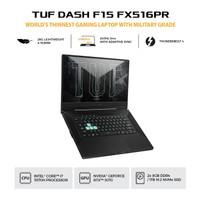 Asus TUF DASH F15 FX516PR I737C6TO RTX 3070 i7 11370H 16GB 1TB SSD