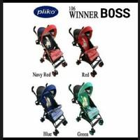 Stroller Buggy Pliko Winner 106