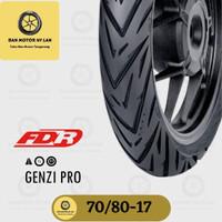 Ban Motor FDR Genzi Pro Ring 17 70/80 Tubeless