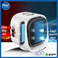 AC Mini Portable Filterhualv Arctic Air Cooler Pendingin Ruangan 350ml