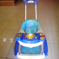 family baby walker preloved bekas