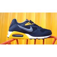 Sepatu Casual Original bnwb Nike Airmax Correlate Blue Navy Yellow