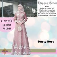 Busana Muslim Wanita Terbaru Dress Wanita Muslim Baju Gamis Syari