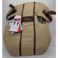 Gendongan Depan Baby Scots ISG001 Original - Cokelat