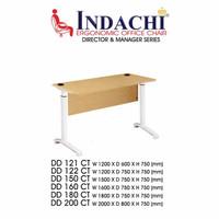 Meja Kerja/Meja Kantor INDACHI DD.121 CT 120x60x75 cm-Molek_Furniture