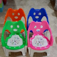 Bangku/Kursi plastik sender anak
