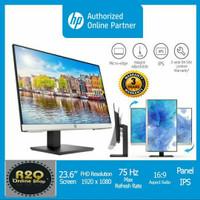 LED Monitor HP 24mh 23 8 FHD IPS