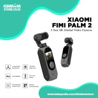 Xiaomi Fimi Palm 2 Gimbal Action Camera - DJI & GoPro Competitor - Fimi Palm 2