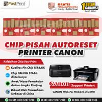 Chip Pisah Auto Reset Cartridge Printer Canon MG6170 MG6270 MG8170