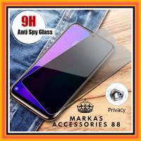 REALME 5 TEMPERED GLASS SPY ANTI GORES PRIVACY SCREEN PROTECTOR OPPO